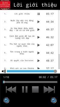 Sach noi Quang Ganh Lo Di Va Vui Song- Audio book screenshot 5