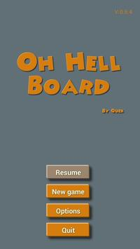 Oh Hell Board apk screenshot