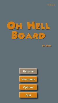Oh Hell Board screenshot 1