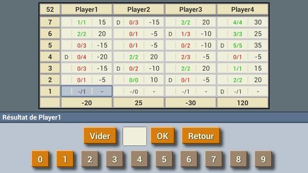 Oh Hell Board screenshot 7