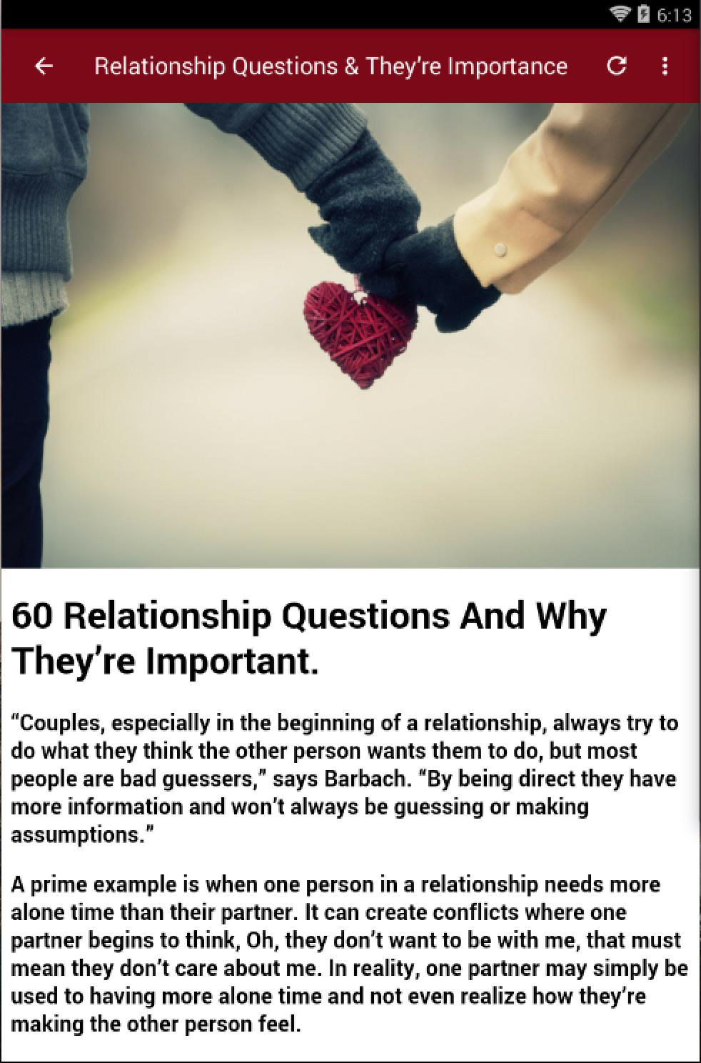 QUESTIONS FOR COUPLES for Android - APK Download