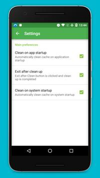 Cache Cleaner - Boost Android and Clean Junk Files apk screenshot