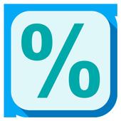 Quick Percentage Calculator icon