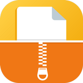 Quick File Unzip or Zip Unzip Files App icon