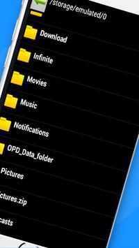 Quick File Unzip or Zip. Unzip Files App apk screenshot