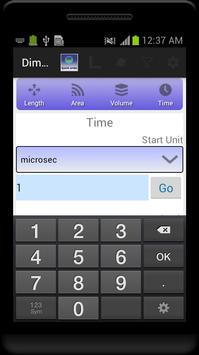 Unit converter - Quick Units screenshot 3