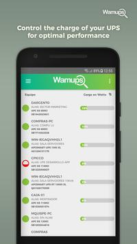 Wamups screenshot 2