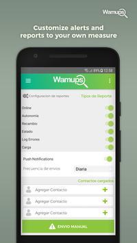 Wamups screenshot 5