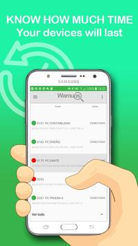 Wamups apk screenshot