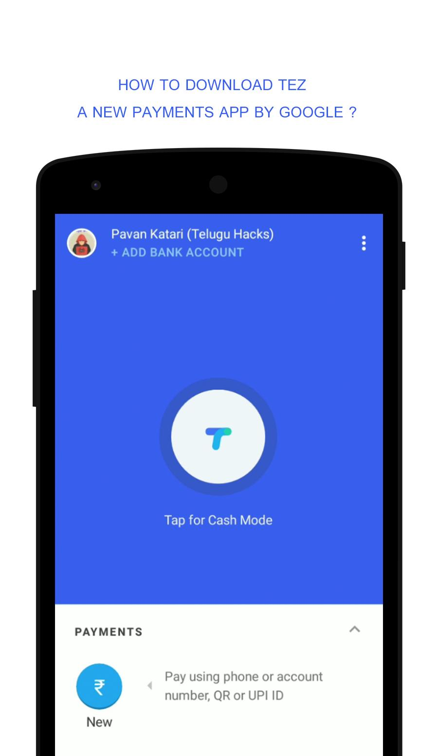 Payments Tez app Guide for Android - APK Download