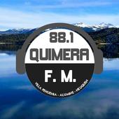 QUIMERA FM 88.1 - VILLA PEHUENIA - ALUMINÉ icon
