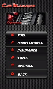 Car Manager & Car Pooling screenshot 1