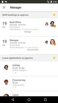 Quinyx Mobile apk screenshot