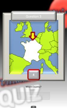 Geography Test Europe screenshot 7