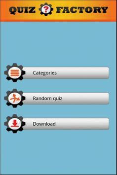 Quiz Factory apk screenshot