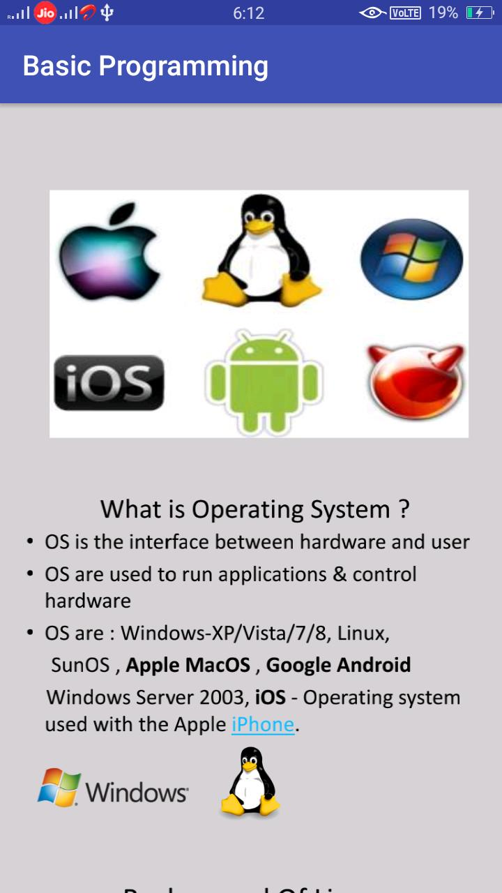 Basic Linux Java Android for Android - APK Download