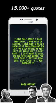 INSPIRATIONAL QUOTES IN English - Daily Quote App poster