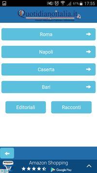 Quotidianoitalia screenshot 1