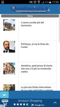 Quotidianoitalia screenshot 2