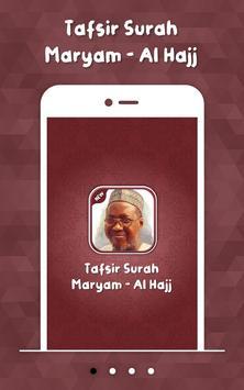 Tafsir Surah Maryam - Al Hajj screenshot 8