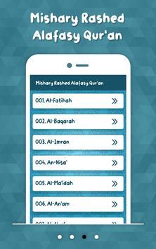 Mishary Rashed Alafasy Qur'an screenshot 6