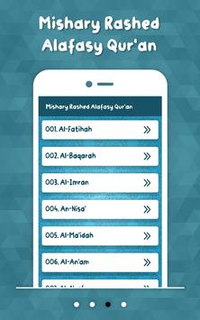 Mishary Rashed Alafasy Qur'an screenshot 2