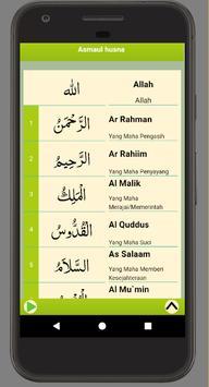 Al-Quran MP3, Asmaul Husna dan Tuntunan Sholat screenshot 4