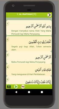 Al-Quran MP3, Asmaul Husna dan Tuntunan Sholat screenshot 3