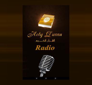 Quran Radio - القرآن راديو poster