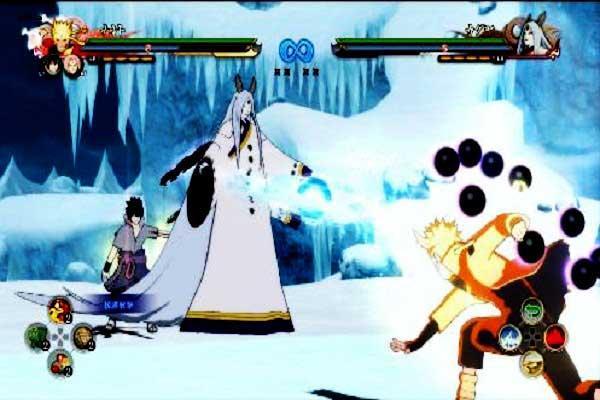 Naruto shippuden ultimate ninja storm 4 senki hint для андроид.