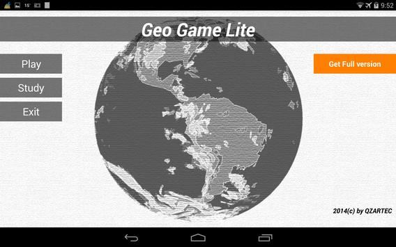Geo game apk download free education app for android apkpure geo game apk screenshot gumiabroncs Choice Image