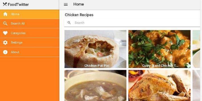 Food AllRecipes screenshot 9