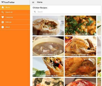 Food AllRecipes screenshot 1