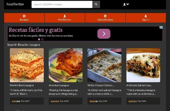 Lasagna Casserole SlowCooker Baking Allrecipes screenshot 7