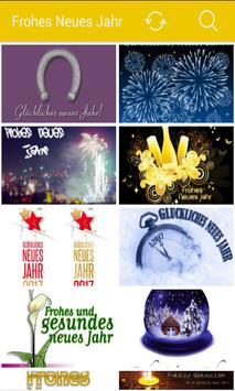 Frohes Neues Jahr poster