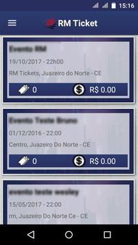 POS-APP RM Tickets screenshot 1