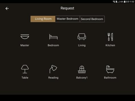 SmartCondotel Tablet screenshot 5