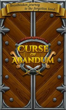 Curse of Abandum poster