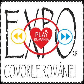 Expo AR - Comorile României poster