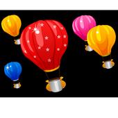 Kids Balloons Pop Free icon