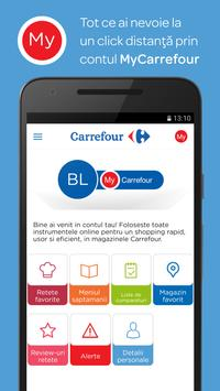 Carrefour poster