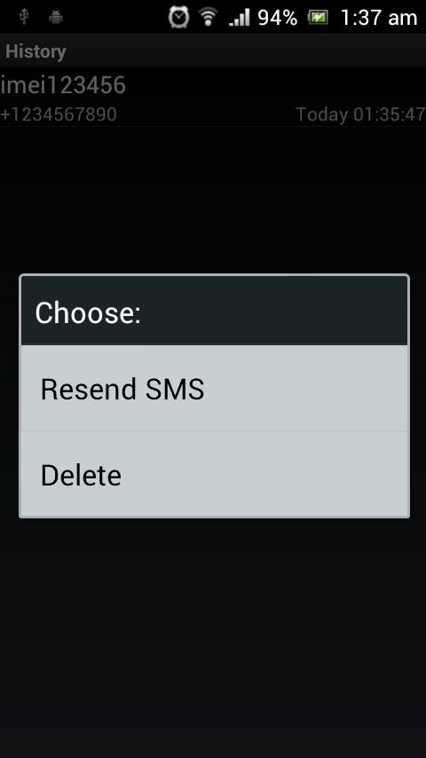 SMS Config Tool for TK 102 for Android - APK Download