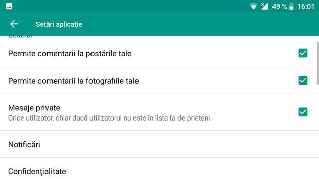 Rețea de Socializare screenshot 13