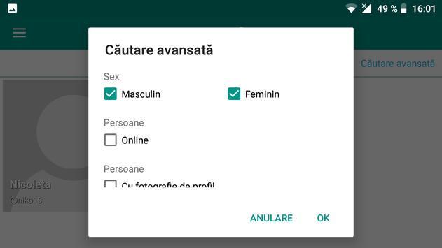 Rețea de Socializare screenshot 14