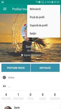 Rețea de Socializare screenshot 4