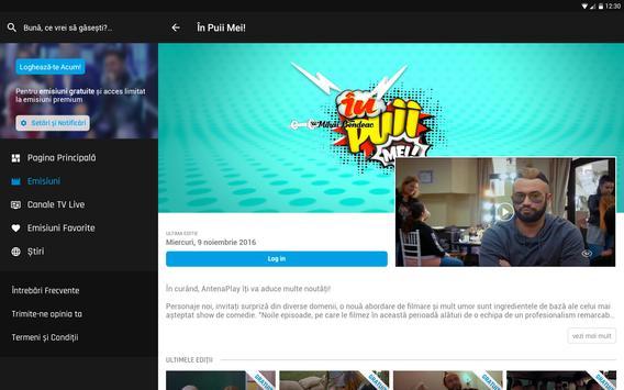 AntenaPlay.ro screenshot 8