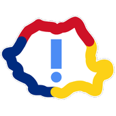 Avertizări România icon