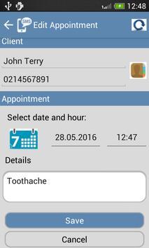Clinic Scheduler Trial screenshot 1