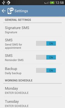 Clinic Scheduler Trial screenshot 6
