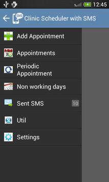 Clinic Scheduler Trial screenshot 7
